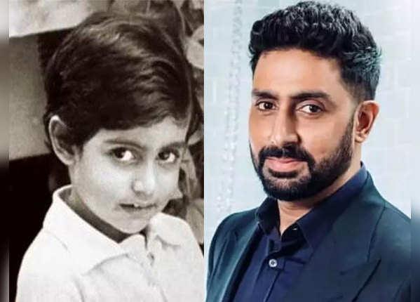 बचपन में पापा के सेट से भगाए गए थे अभिषेक बच्चन