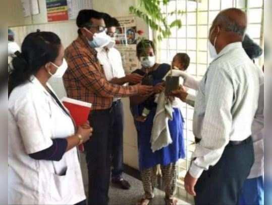 ಚಿಕ್ಕಬಳ್ಳಾಪುರದಲ್ಲಿ ಕೊರೊನಾ ಗೆದ್ದ 1 ವರ್ಷದ ಮಗು