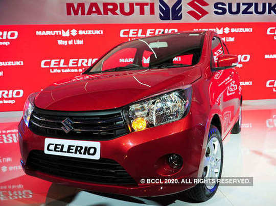 maruti suzuki launches bs6 celerio cng; prices start at ₹ 5.60 lakh