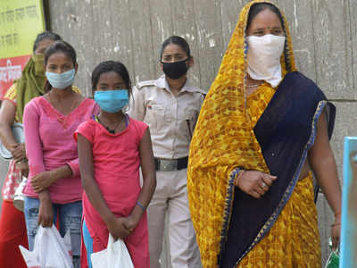 दिल्ली में फैलता जा रहा कोरोना