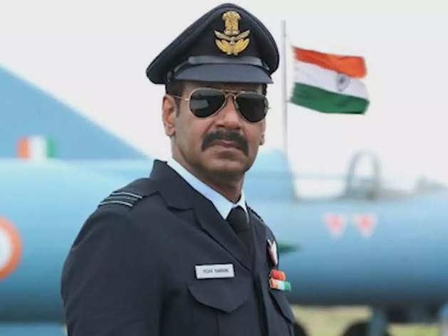 'भुज: द प्राइड ऑफ इंडिया' में अजय देवगन