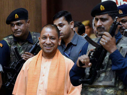 know all about chief minister yogi adityanath security