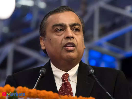 how mukesh ambani made changed in his company and himself to reach the new goal