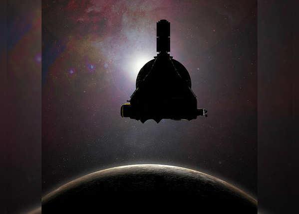 प्लूटो को करीब से देखा था