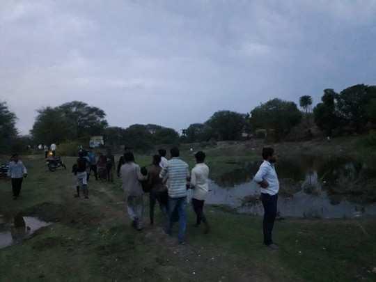 डूंगरपुर : सगे भाई-बहन सहित एक गांव के चार बच्चे तालाब में डूबे, छाया मातम