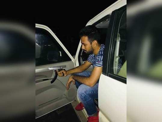 CM अशोक गहलोत के रिश्तेदार को धमकी देने वाला शख्स गिरफ्तार