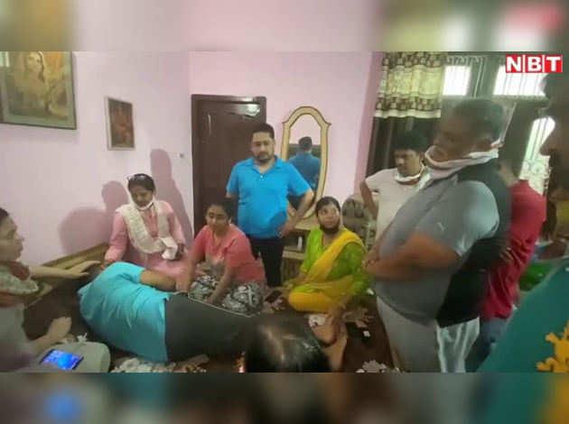 सुशांत के पिता से मिल पप्पू यादव ने बंधाया ढांढस, की CBI जांच की मांग
