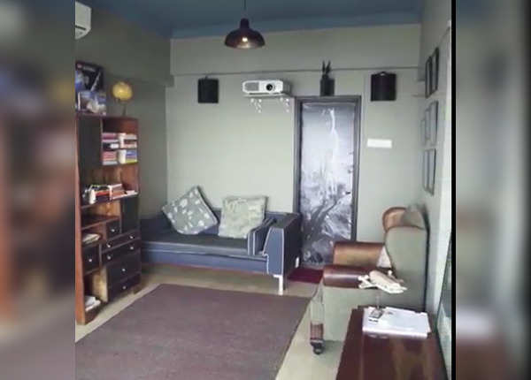 सुशांत के सपनों का कमरा, जहां हैं कई कहानियां