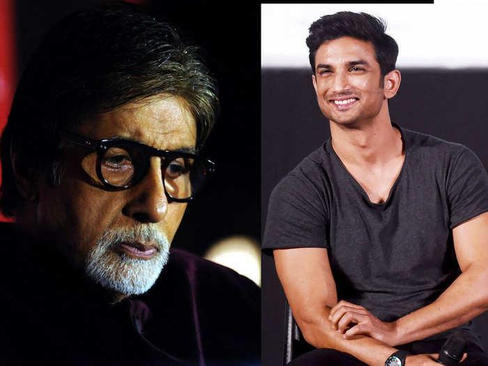 Amitabh Bachchan heartbroken with Sushant suicide