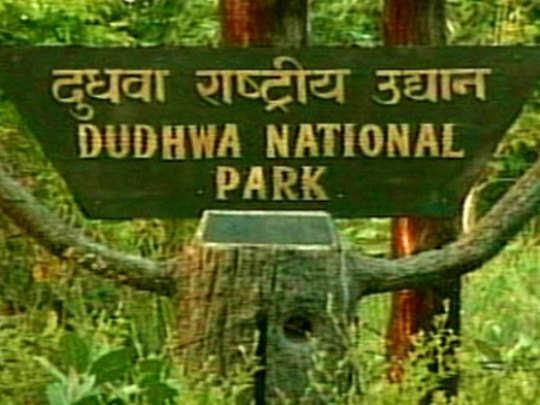 दुधवा नैशनल पार्क
