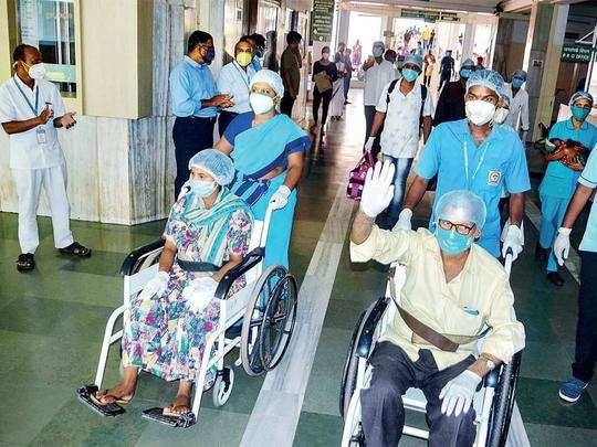 coronavirus india update more recoveries than active cases in 18 states