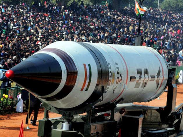 भारत अपने एटमी हथियारों को लगातार बना रहा है उन्नत