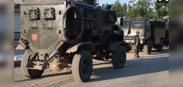 जम्मू-कश्मीर के शोपियां में एनकाउंटर, सुरक्षाबलों ने 3 आतंकी किए ढेर