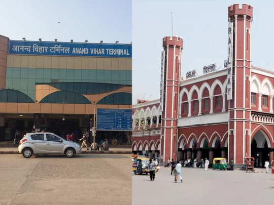 आनंद विहार रेलवे स्टेशन