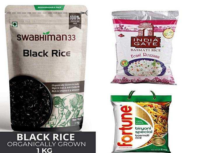rice on amazon