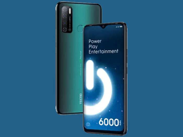 6000mAh बैटरी वाला Tecno Spark Power 2 स्मार्टफोन लॉन्च, जानें कीमत