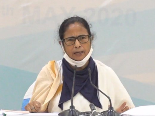 മമത ബാനർജി