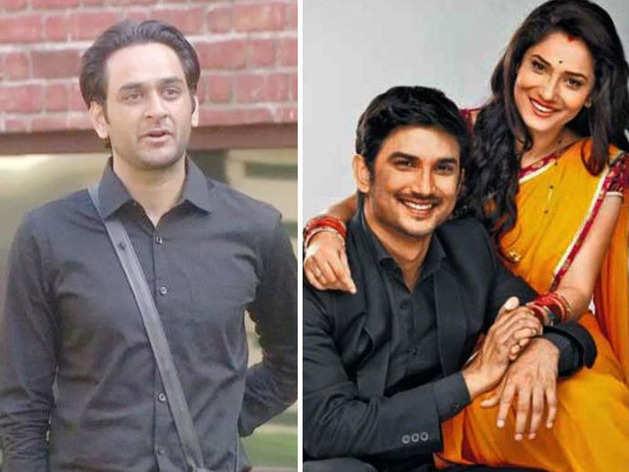 Ankita Lokhande was Sushant's shock absorber