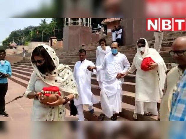 वीडियो: पटना में सुशांत सिंह राजपूत को घरवालों ने दी आखिरी विदाई...