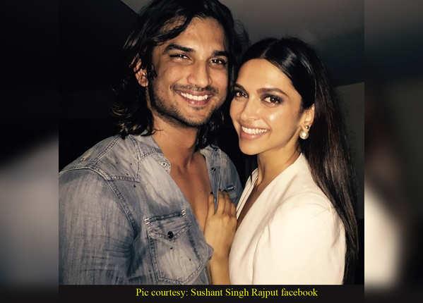 Deepika Padukone and Sushant