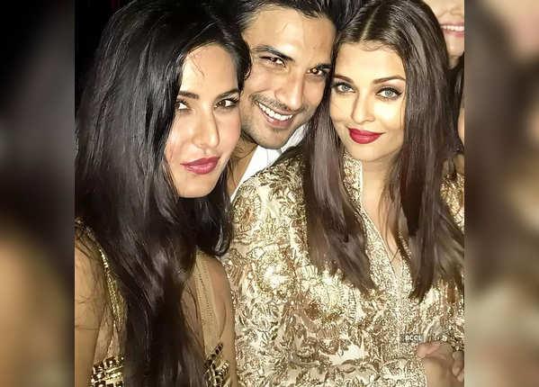 Katrina, Aishwarya and Sushant