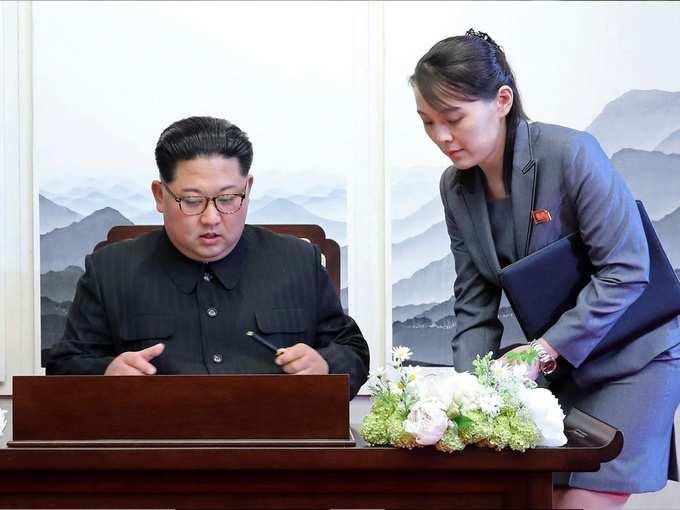 Sarah Sanders says Kim Jong-un winked at her
