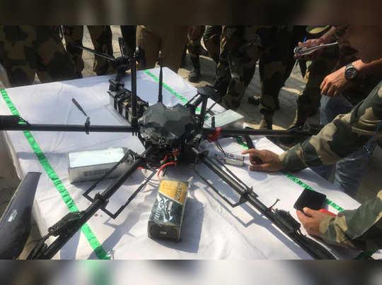 पाकिस्तानचा ड्रोन