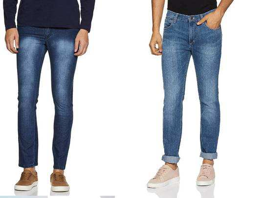 Amazon sale on men jeans