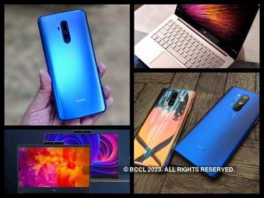 Oneplus Smartphones And Xiaomi Laptops