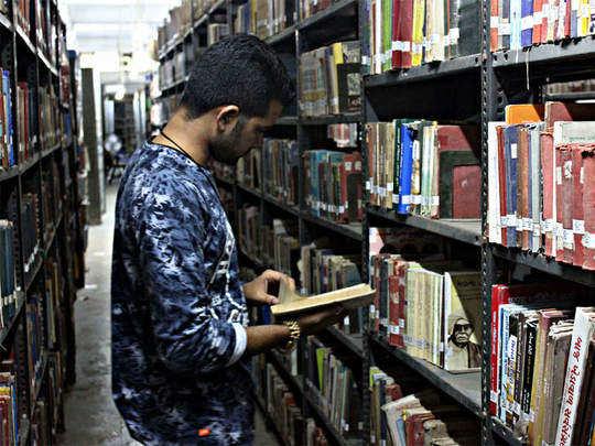 ग्रंथालयांची टाळेबंदी साहवेना