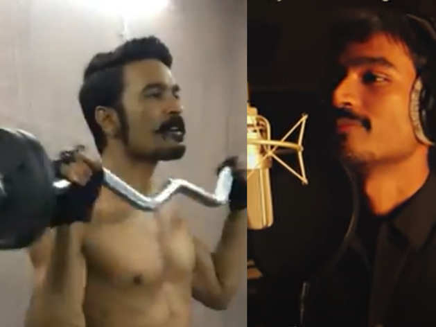 Kolaveri Di singer Dhanush