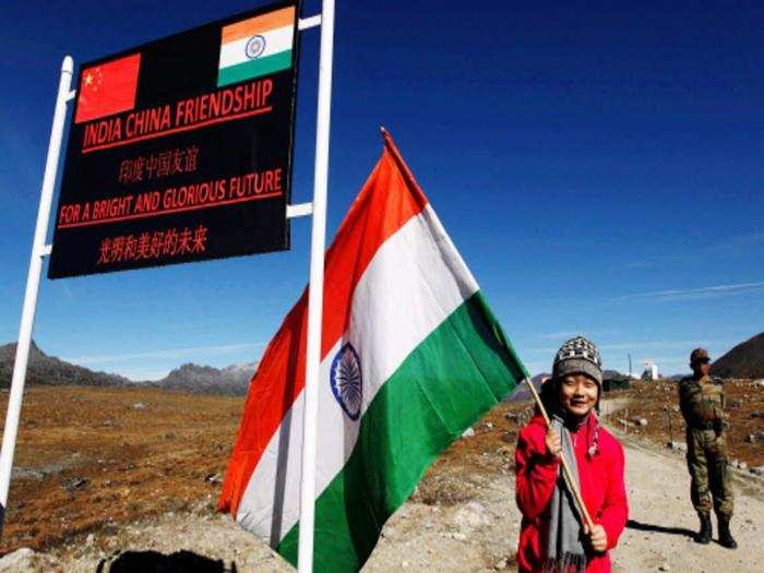 india china border dispute living along the line of actual control