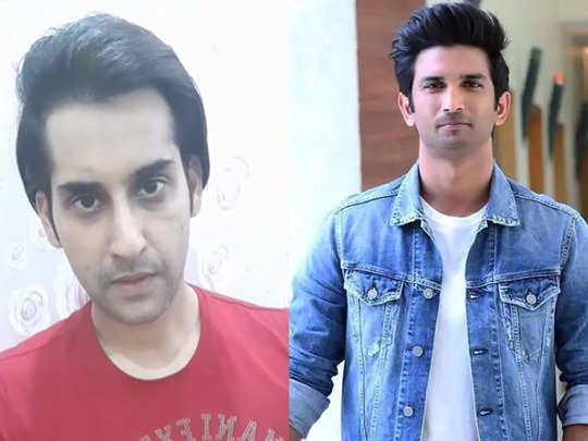 TV actor Faizan Syed hints towards conspiracy behind Sushant suicide