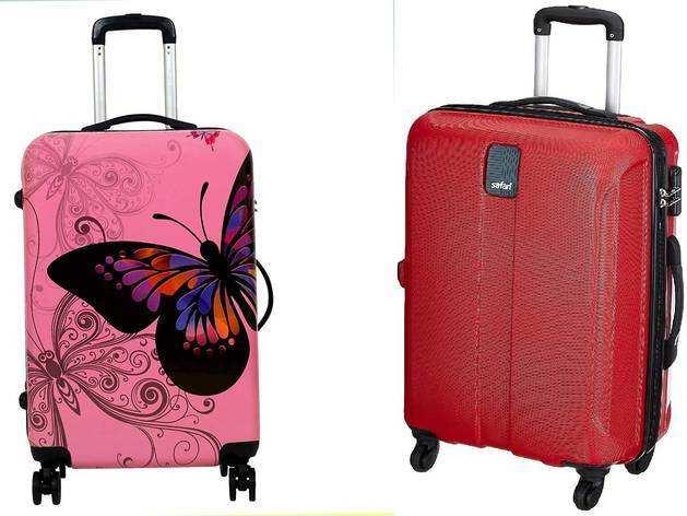 Amazon Wardrobe Refresh Sale : Amazon से 70% डिस्काउंट के साथ खरीदे ब्रांडेड Luggage bag, आज ही करें ऑर्डर