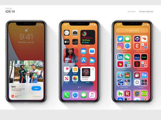 ऐपल लाया iOS 14, नई होम स्क्रीन से ऐप लाइब्रेरी तक कई धांसू फीचर्स