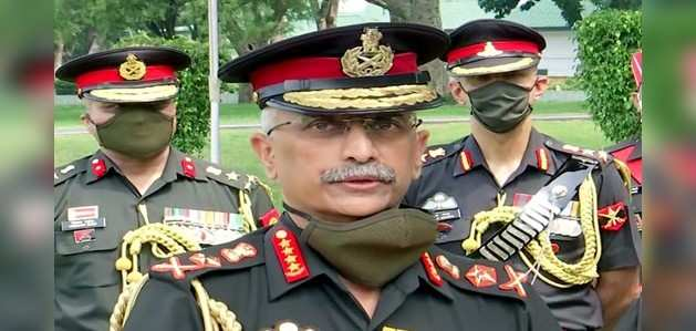 भारत-चीन तनाव के बीच आज लेह का दौरा करेंगे सेना प्रमुख जनरल मनोज मुकुंद नरवणे