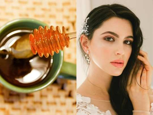 how to do honey facial at home for fair and glowing skin in 1 day step by step in hindi