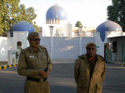 फाइल फोटो: नई दिल्ली स्थित पाक उच्चायोग