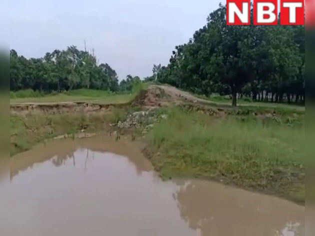 भारत नेपाल के बीच तनाव के बीच बिहार में बाढ़ का खतरा, देखें जमीनी हकीकत
