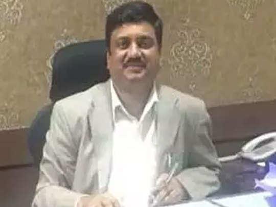 आईएएस बीएम विजय शंकर (फाइल फोटो)