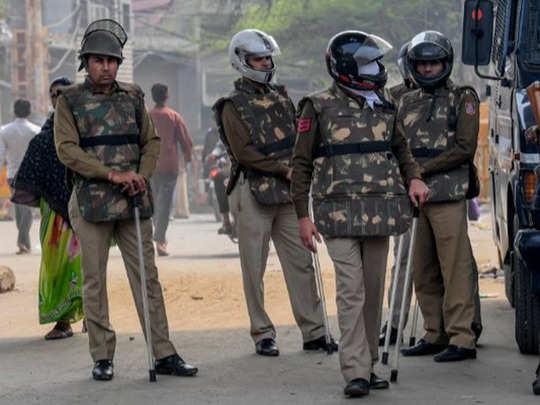 Delhi clashes 1