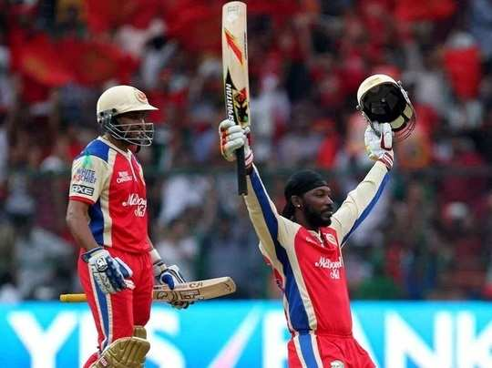 Chris Gayle 175 in 2013