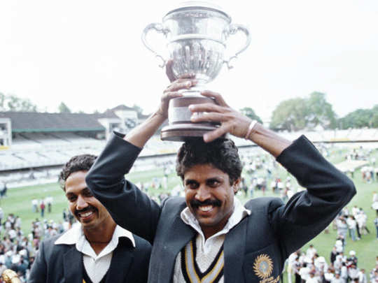 25 june on this day in cricket history team indian won odi world cup for the 1st time social media users wishing team