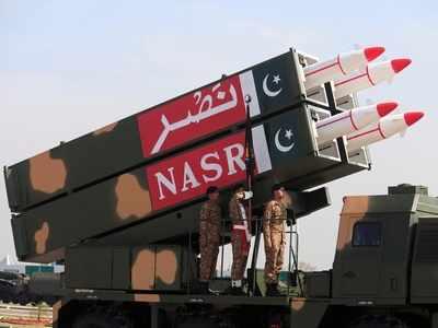 परमाणु हमला करने में सक्षम पाक मिसाइल