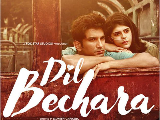 Sushant Singh Rajput last movie Dil Bechara on OTT