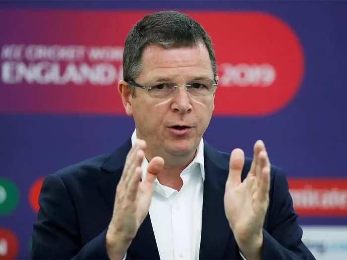 Steve Richardson ICC Anti Corruption Unit