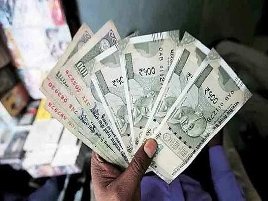 imf projects indias growth rate for this year