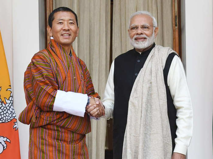 चीन, नेपाळनंतर आता भूतानने उचलले भारताविरोधी पाऊल!