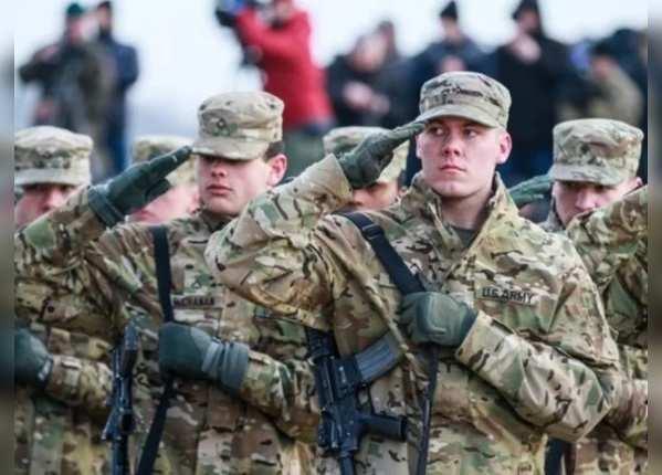 एशिया में 2 लाख से ज्यादा अमेरिकी सैनिक