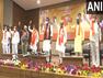 गुजरात में राज्यसभा चुनाव से पहले कांग्रेस से इस्तीफा देने वाले 5 विधायक BJP में शामिल